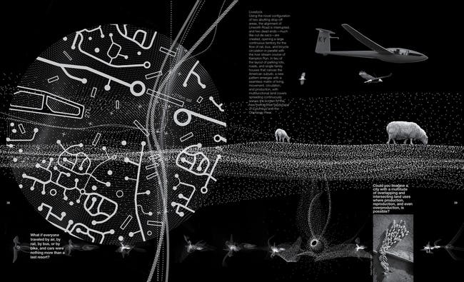 From Pamphlet 35, 'Going Live'. Image courtesy of Princeton Architectural Press