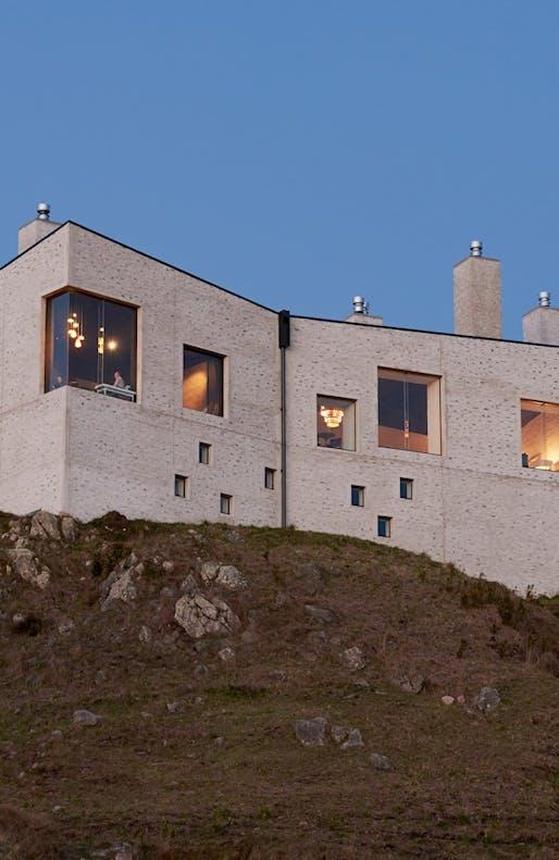 The Lodge at Kinloch Club, Patterson Associates. Photo: Simon Devitt.