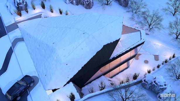 Michel Abboud Design for Nassar House