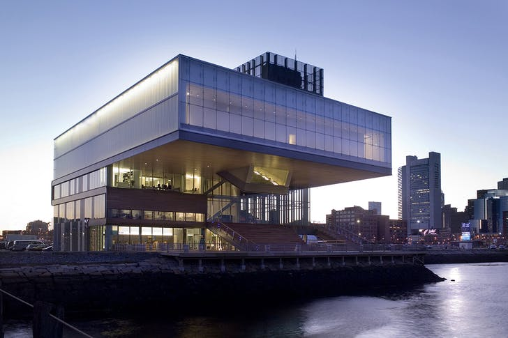 DS+R's Institute of Contemporary Art in Boston. Image: Boston Magazine.