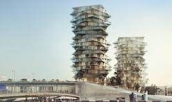 BIG's Cactus Towers to join Dorte Mandrup's urban IKEA masterplan in Copenhagen