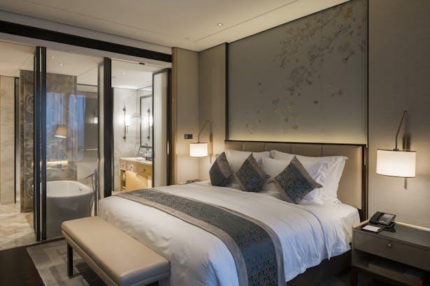 Fuzhou Kempinski Hotel - Guest Room
