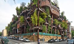 An Urban Treehouse That Absorbs Pollution