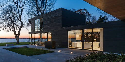 Lake Minnetonka Retreat Home by Snow Kreilich Architects. Photo: Paul Crosby.