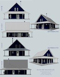 Mendocino County Farmhouse