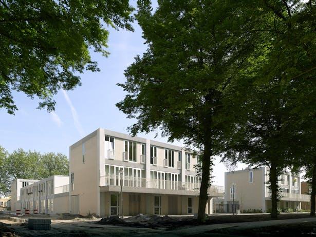 KAAN Architecten/ Photo Jannes Linders