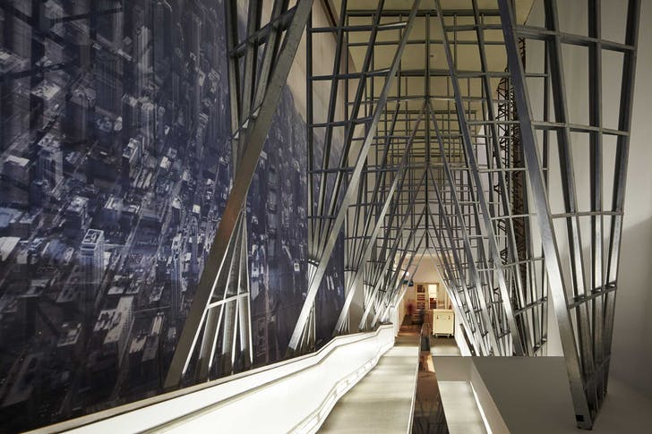 SO – IL 'Passage,' photo by Tom Harris, copyright Hedrich Blessing courtesy of the Chicago Architecture Biennial.
