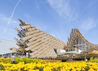 China Pavilion for Expo Milano 2015
