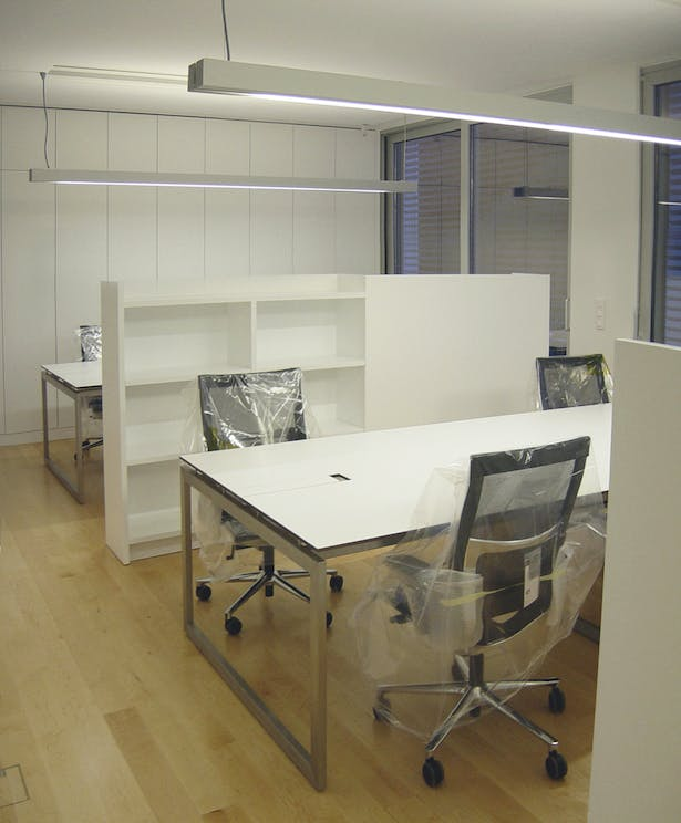 Open Work Stations