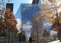 World Trade Center VOEC - Atrium Structure