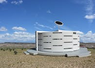 The Rotating Radius House