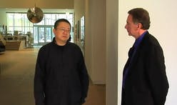 Wang Shu interviewed by Robert McCarter and Seng Kuan