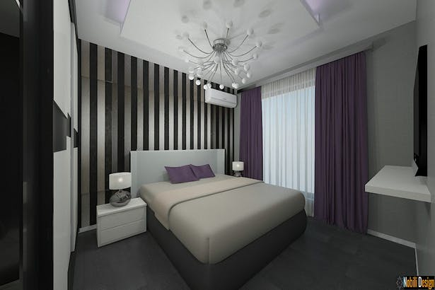 Design interior of a modern flat | Nobili Design