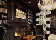 Housler Residence Library