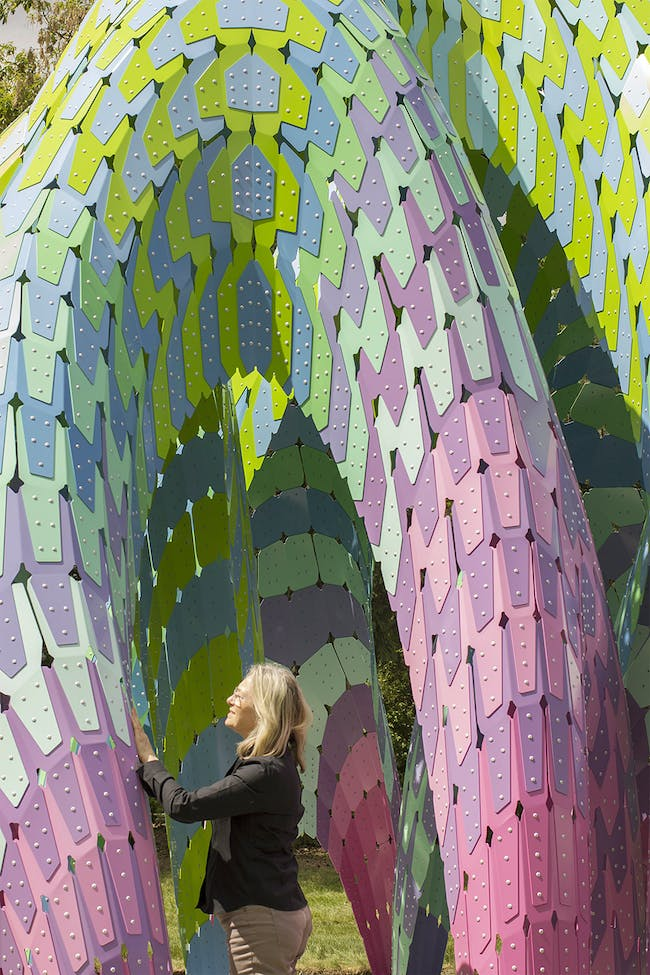Vaulted Willow in Edmonton, Canada by THEVERYMANY