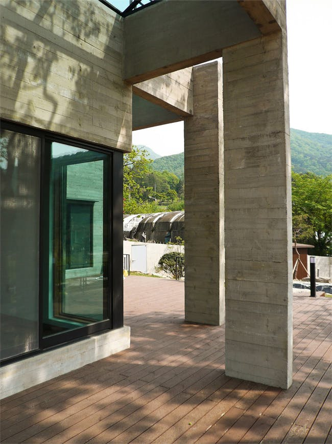 House of San-jo in Gwangju, South Korea by studio_GAON (Photo: Youngchae Park)