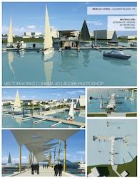 CORAL PIER, Public Pier at Culebra Island Municipality