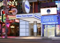 Was working on the NY Hilton ,times square