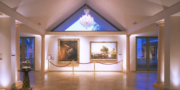 Interior Gallery Space