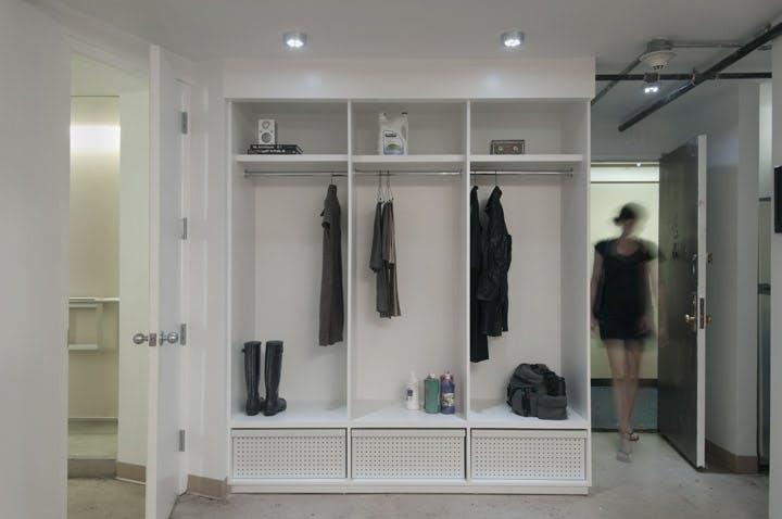 bedroom 2 - Pratt Institute Interior Design