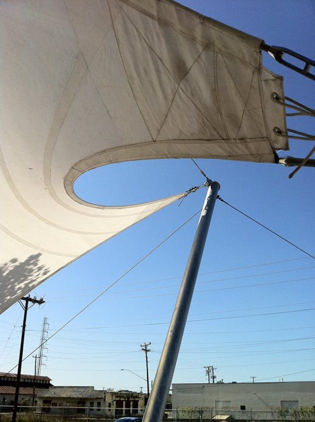Tensile Fabric Architecture Ryan Squyres Archinect