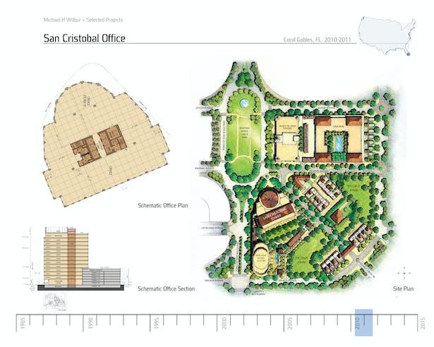 San Cristobal Site Plan