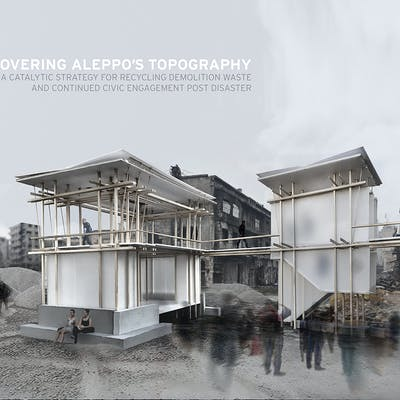 Eleven winners for LafargeHolcim Awards 2017's Middle East + Africa on
