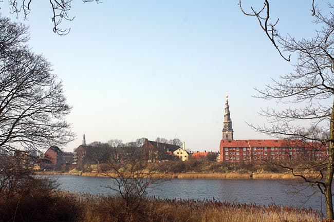 Landmark Spire of Christianshavn