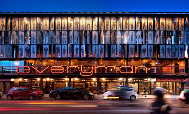 Refurbishment Architect of the Year nominee: Haworth Tompkins. Photo Courtesy of Architect of the Year Awards