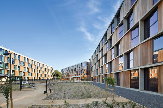 Clayton Campus – Monash University, Melbourne, Australia - VN Architecture (Photo: John Gollings)