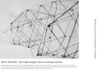 SPACE WEAVER – Ultra light weight column weaving machine