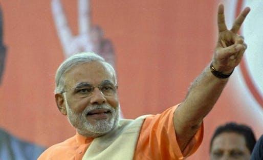 Narendra Modi, via forbes.com