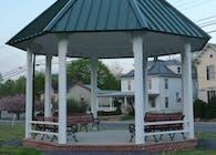 A Municipal Park Gazebo