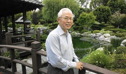Landscape architect Takeo Uesugi has died at age 75