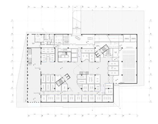 Level -2 (Image: Maden&Co)
