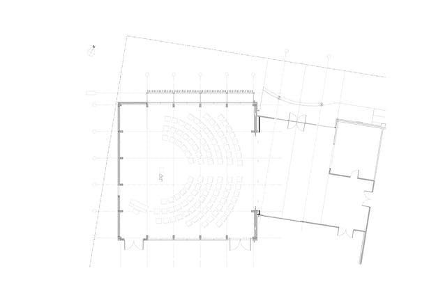 St John's Church - Plan