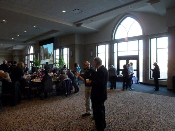 Parish Center Meeting Hall