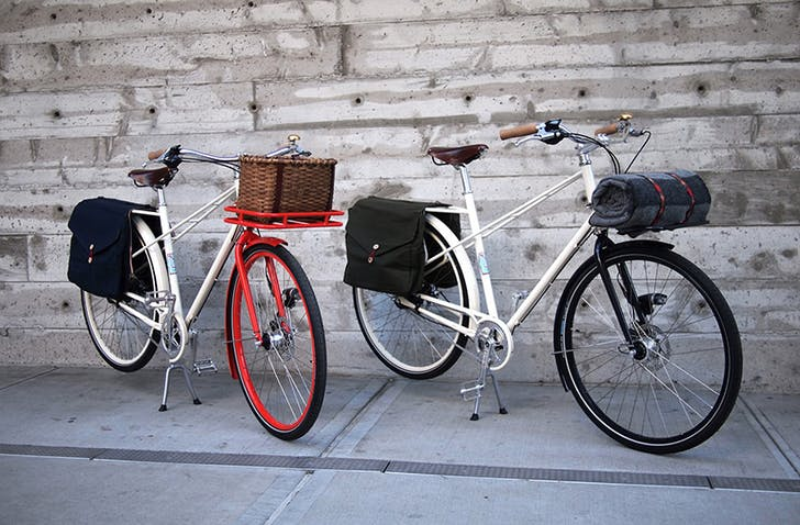 Scout Regalia Bicycle; Photo courtesy of Scout Regalia