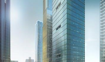 55 Hudson Yards breaks ground in Manhattan