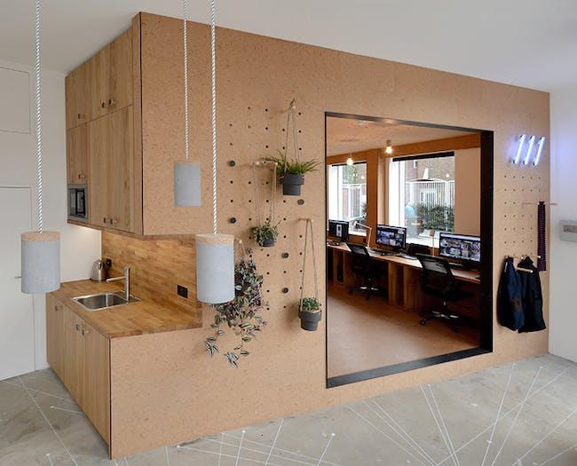 Unit 3 Studio in London, UK by Selencky///Parsons