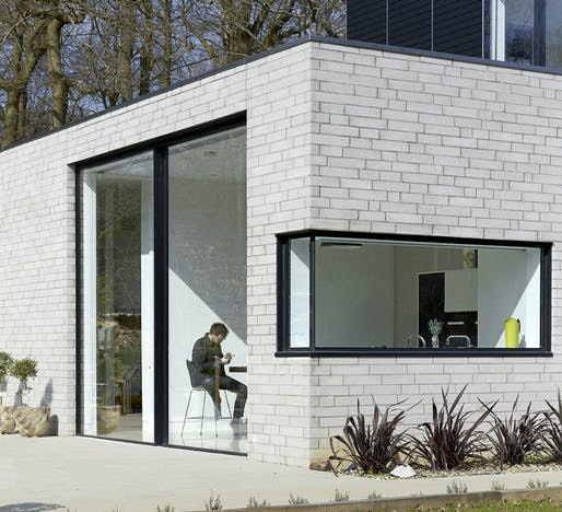 Highland House by Ben Adams Studio. Photo courtesy of the firm.