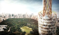 DFA proposes 712-foot observation tower to clean Central Park reservoir