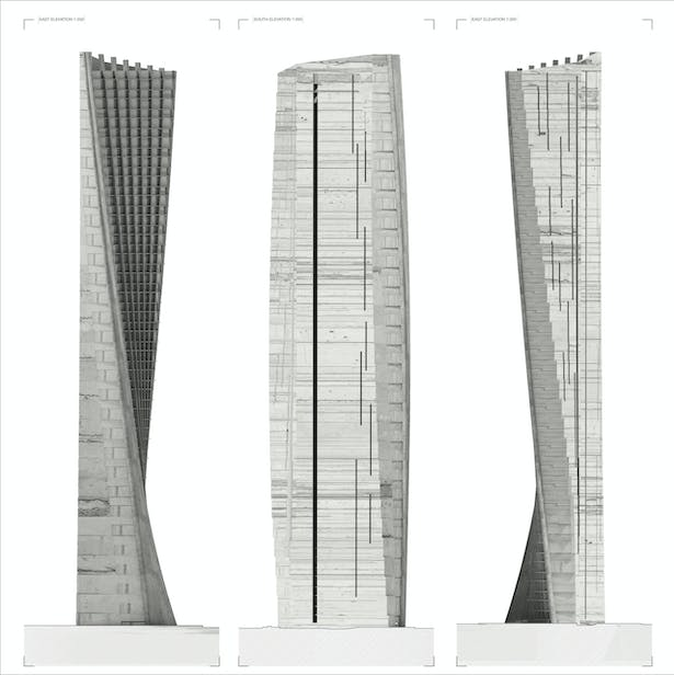 Elevation Renders
