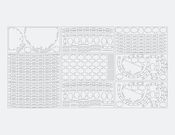 CNC Cut Sheets