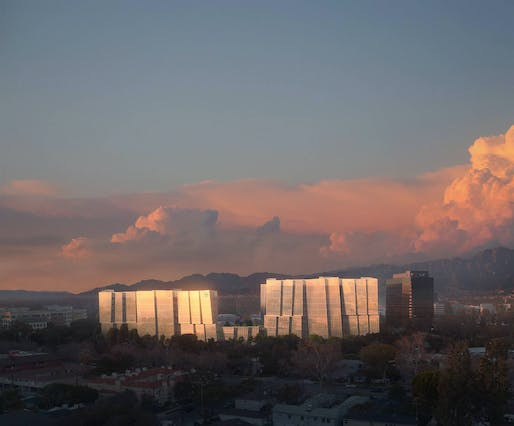 Rendering: Sora, image courtesy of Gehry Partners, LLP