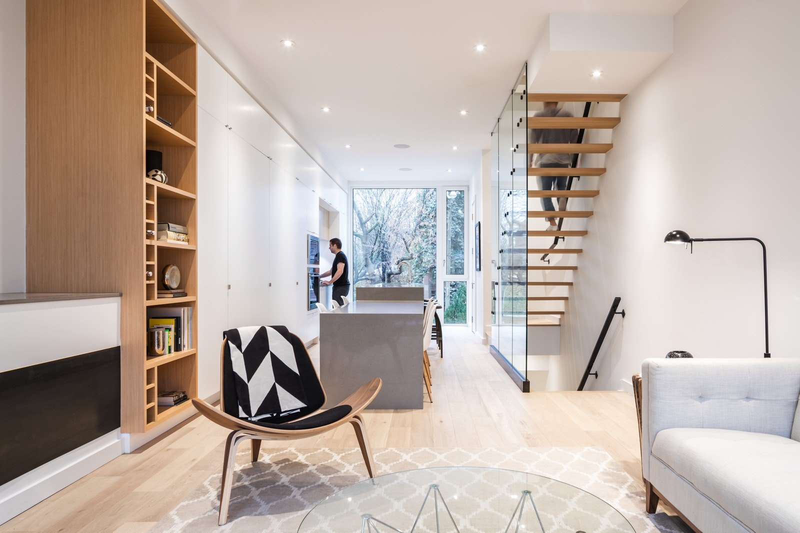 Core modern homes by batay csorbas architects photo doublespace photography