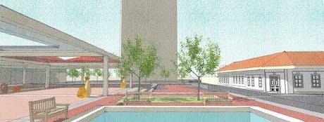 PUBLIC ARCHITECTURE SERIES: PUSHKIN ZONE IN KISHINEV