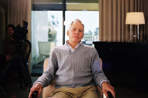 'I killed them all, of course,' Robert Durst was captured saying by the documentarians making 'the Jinx.' Image credit: HBO