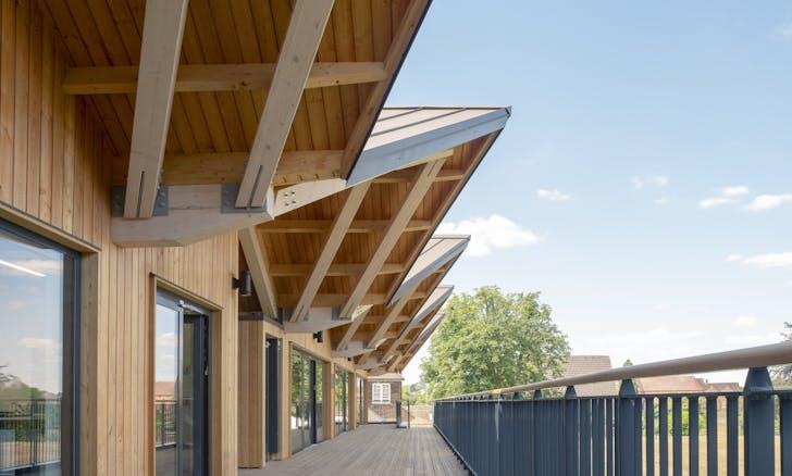 Cranleigh Preparatory School, image via Tate Harmer
