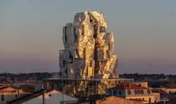 LUMA Arles art complex, featuring a shiny new Frank Gehry tower, to open in June